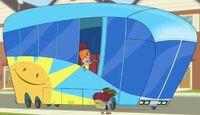 Sunny Smiles Bus