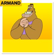 CharacterWindow armand