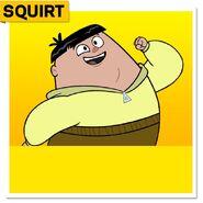 CharacterWindow squirt