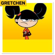 CharacterWindow gretchen