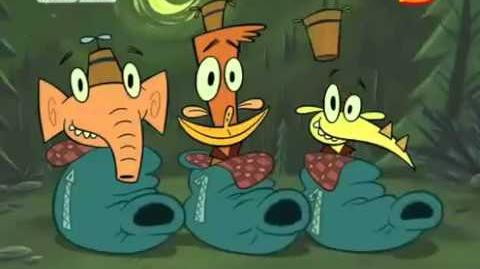 Camp Lazlo Intro (German)-0