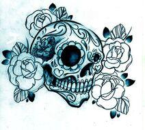 Lorelei Tattoo 1