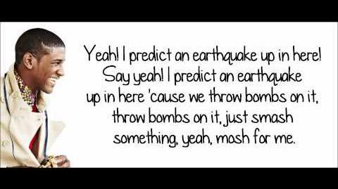 Earthquake by Labrinth