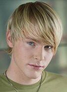 Teen boy hair style
