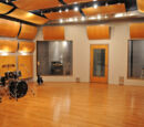The Performing Arts Center/Recording Studio