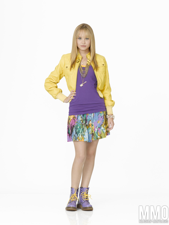 Camp Rock Blonde Girl