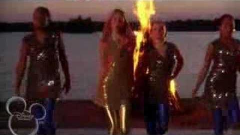 "Camp Rock ""Too Cool"" FULL MOVIE SCENE (HQ)"