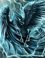 Thunder bird by michelle4645-d4xrnfw