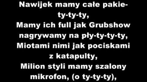 GrubSon - Nowa Fala (Remix) TEKST