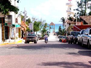 Beach town0