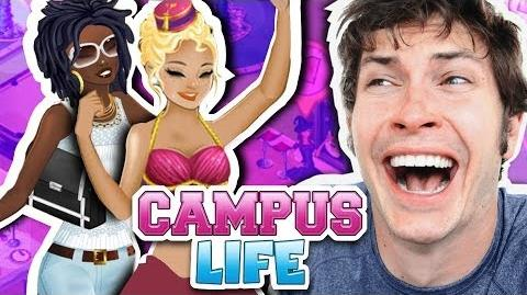 Let's Play Campus Life - YOGA
