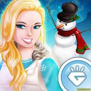 Jenny on the Campus Holiday App Cover