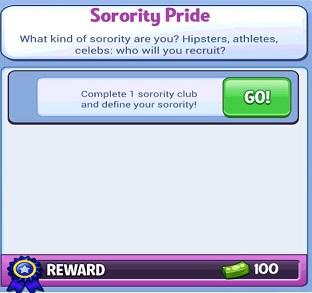 Sorority Pride