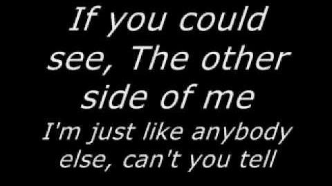 Hannah Montana - The other side of me lyrics