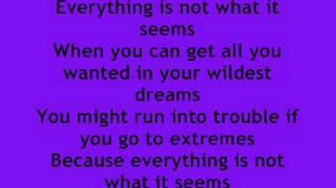 Everything Is Not What It Seems-Selena Gomez(HQ-With Lyrics)