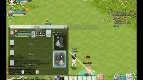 Canaan Online - Gameplay(Priest)