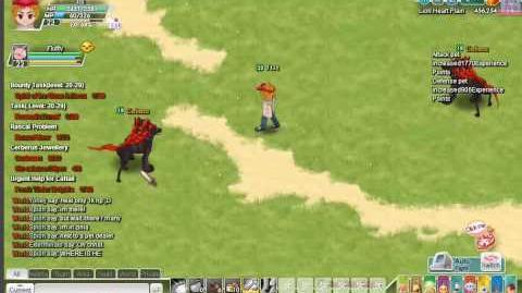 Canaan Online Browser Turn Based MMORPG Gameplay