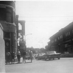 Pembroke, Ontario in the early 1960s