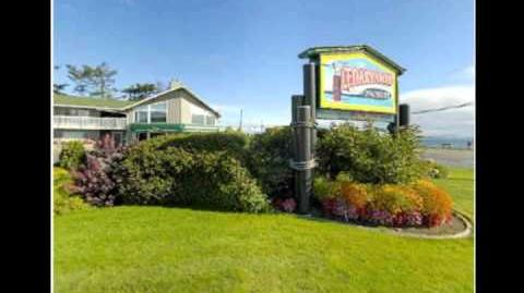 The Cedarwood Inn - Sidney B.C Hotel