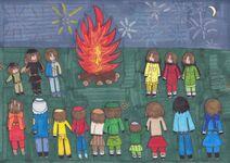 Nova Scotian Bonfire Night