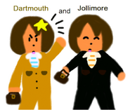 Dartmouth & Jollimore sketch