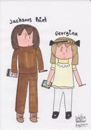 Jacksons Point & Georgina marker sketch
