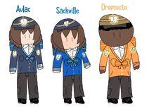 Sackville Sailor Main Trio (New)