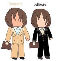 Dartmouth & Jollimore (New)
