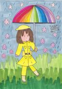 Westville April showers