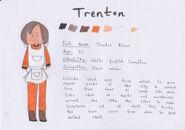Trenton Bio Sheet