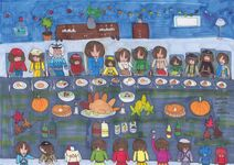 Nova Scotian Thanksgiving Feast