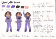 Charlottetown Bio Sheet