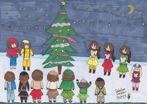 A Nova Scotian Christmas Tree