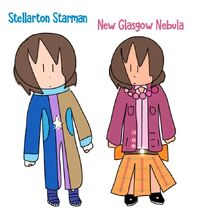 Stellarton Starman & New Glasgow Nebula