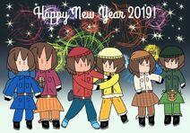 Nova Scotian New Year 2019