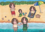 Springhill's Beach Vacation