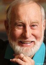 Photo of Tom Harpur by Hugh Wesley
