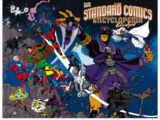 Standard Comics Encyclopedia (Abridged) Vol 1