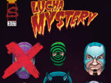 Lucha Mystery Issue 3