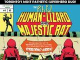 The Pitiful Human Lizard Issue 4