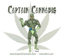 CaptainCannabisWallpaper