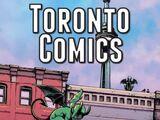 Toronto Comics Anthology Vol. 1