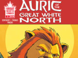 Auric of the Great White North Issue 1