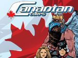 Canadian Corps Issue 1