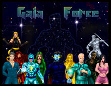 Gaia Force Team picture