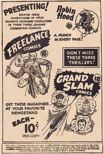 3 Aces Comics V1 -1-bc