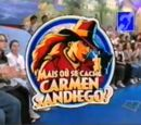 Mais, où se cache Carmen Sandiego?