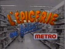 L'Epicerie en Folie! Metro
