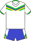 Canberra Raiders away jersey 2012
