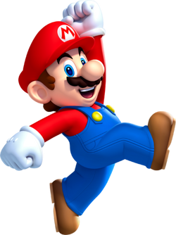 Mario NSMBU